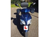 Only/First Owner - Nearly NEW 125cc Sinnis Matriz II for Sale