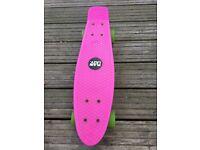 Plain Lazy Skate Board