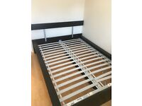 Ikea - double bed frame