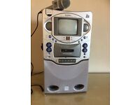 Singing Machine STVG-535 Karaoke Machine with built in TV