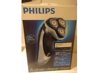 Cordless electric shaver - used only once