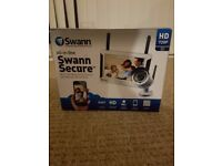 Swann NVW-470 All-in-One Wi-Fi HD Monitoring System with Monitor & Camera WIFI CCTV