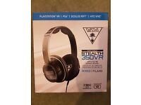 New & Sealed Turtle Beach Stealth 350VR Amplified Virtual Reality Gaming Headset