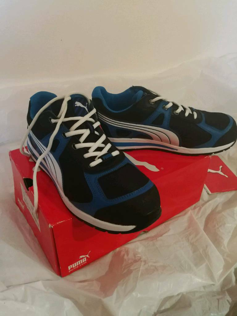 Puma safety shoes 10,5 UK