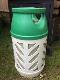 """BBQ gas propane from Homebase """"EMPTY"""""""