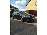 2007 Volkswagen Golf GT Sport - Metallic Black