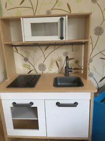 Ikea wooden toy kitchen