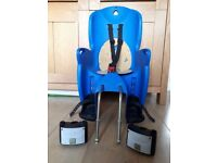 Halfords Bicycle Child Seat