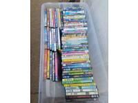 Mainly childrens dvd bundle