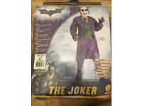 JOKER costume (brand new) age 8-10