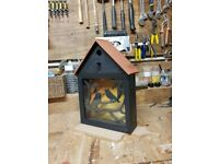 Silhouette Bird box