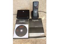 VOIP cordless phone - Gigaset E49H with wireless Base N300IP - bargain price