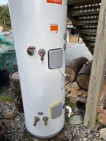 Megaflo Water Cylinder