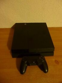 Playstation 4 Console - PS4