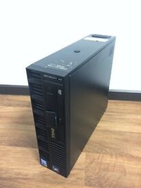 Budget Gaming Media Computer PC (Intel Core 2 Duo, 4GB RAM, 160GB HD, AMD Radeon R5 230 2GB)