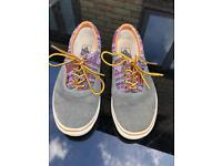 Vans Off the Wall Shoes/Trainers UK Size 7.5
