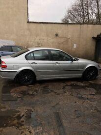 BMW 320d facel lift 2005