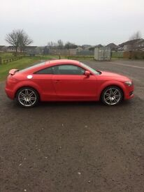 Audi TT 2.0 TFSI 3 DOOR. MOT UNTIL FEB 2018. GREAT CONDITION
