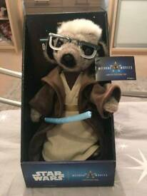 Star Wars Meerkat Obi-wan