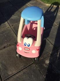 Pink Cosy Coupe