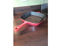 IRON GRILL PAN TO SELL LIKE NEW