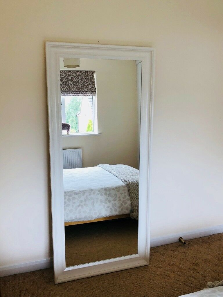 Mirror Ikea Hemnes Full Length White