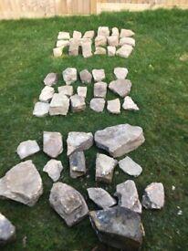 Mixed Stone (Various Sizes)
