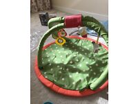 Perfect condition baby play gym
