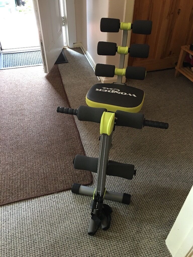 Wonder core exercise equipment