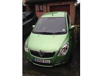 2010 (59) Vauxhall Agila, 1.0 12v, 5dr, 46,000 miles, great condition, very reliable