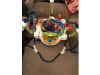 Fisher price ocean jumperoo