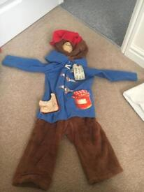 Paddington bear dress up