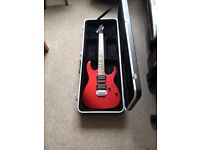 Ibanez Gio Guitar (GRG170DX Candy Apple red)