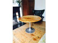 Beautiful mid century circular table