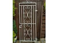 Gate metal £65 / 15mm box tubing quality heavy