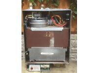 Gas boiler Glowworm Micron 50ff + flue.