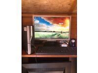acer veriton l6610g mini desktop