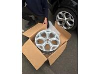 Ford Focus ST Mondeo ST replacement genuine ford alloy wheel