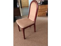 Four chairs , good condition