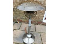 Patio heater £10