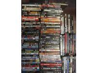 DVDs!! 100+