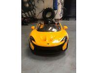 McLaren P1 Electric Kids Car
