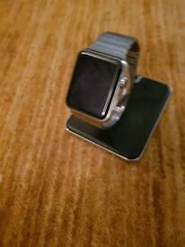 APPLE iwatch 42 stainless steel