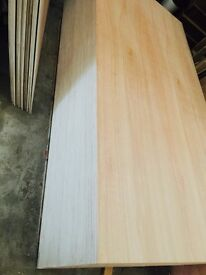 12mm 8x4 hardwood finished smooth faced plywood