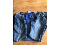 Boys age 12 jeans
