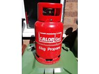 Calor Gas /Calorgas 6 kg Propane cylinder/bottle Empty