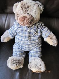 GENUINE BEAUTIFUL BUILD A BEAR dressed in pj's! FABULOUS CONDITION - BRILLIANT PRICE!