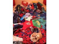 Boys bundle of clothes age 2-4