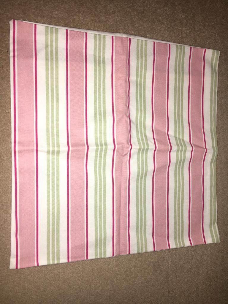 3 x brand new cushion covers