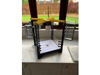 WWE Tough Talkers Championship Wrestler ring